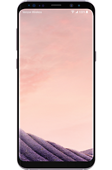 Samsung Galaxy S8+ 64GB in Orchid Gray