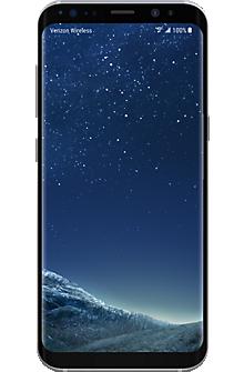 Samsung Galaxy S8 64GB in Arctic Silver