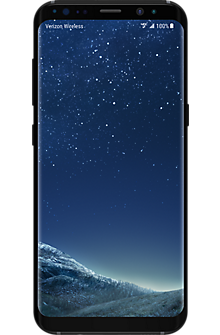 Samsung Galaxy S8 64GB in Midnight Black