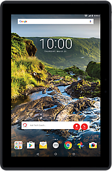 Verizon Ellipsis® 10 HD in midnight blue