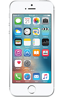 Apple® iPhone® SE 32GB in Silver