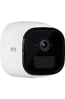 Arlo Go Mobile Security Camera in White