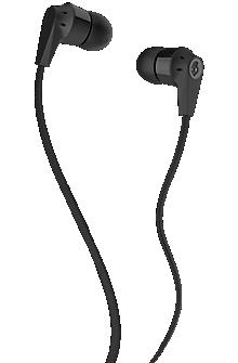 Skullcandy Ink'd 2.0 Earphones with Mic - Black/Black