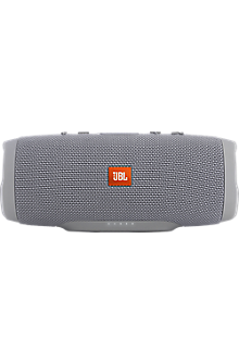 Charge 3 Portable Bluetooth Speaker - Gray