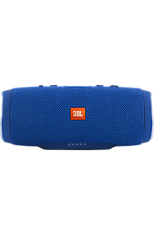 Charge 3 Portable Bluetooth Speaker - Blue