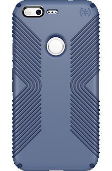 Presidio Grip Case for Pixel XL - Twilight Blue/Marine Blue