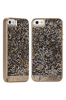 CaseMate Brilliance - Champagne for iPhone 5/5s/SE