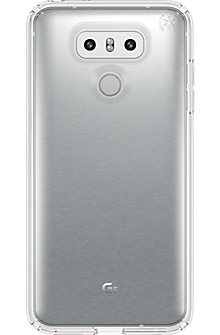 Presidio Clear Case for G6 - Clear