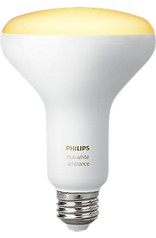 Hue White Ambiance BR30 Single Bulb