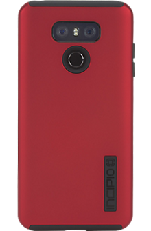 DualPro Case for G6 - Iridescent Red/Black