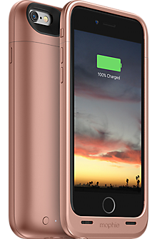 juice pack air for iPhone 6/6s - Rose Gold
