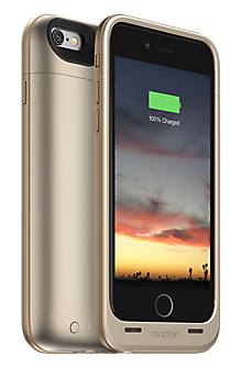 juice pack air for iPhone 6/6s - Gold