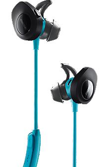 SoundSport wireless headphones - Aqua