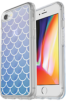 Symmetry Series Case for iPhone 8/7 - Mermaid Tail