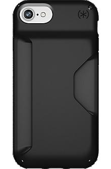 Presidio Wallet for iPhone 8/7/6s/6 - Black/Black