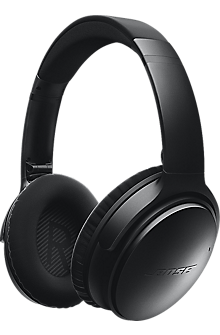 QuietComfort 35 wireless headphones - Black