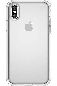 Presidio Clear for iPhone X - Clear/Clear