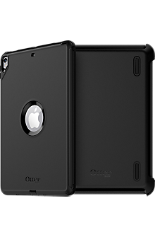 Defender Series Case For 10.5-inch iPad Pro - Black
