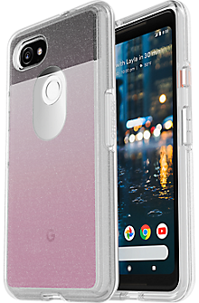 Symmetry Clear Series Case For Pixel 2 XL - Hello Ombre