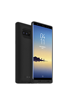 juice pack for Galaxy Note8 - Black