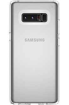 Presidio Clear Case for Galaxy Note8 - Clear/Clear
