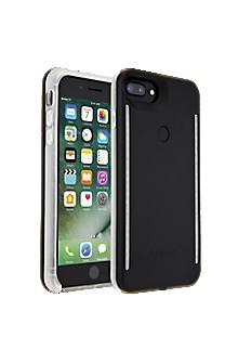 Duo Selfie Case for iPhone 7 Plus/6s Plus/6 Plus - Black Matte