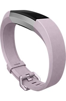 Alta HR Leather Accessory Band Large - Lavender