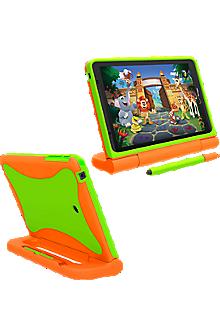 Kids Case for Ellipsis Kids Tablet - Orange/Green