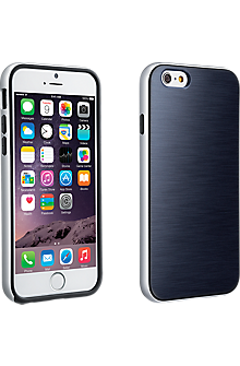 Soft Cover with Bumper for iPhone 6/6s - Navy