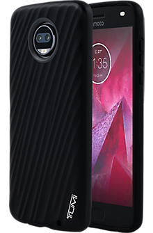 19 Degree Case for moto z2 force edition - Matte Black