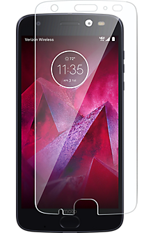 Tempered Glass Display Protector for moto z2 force edition