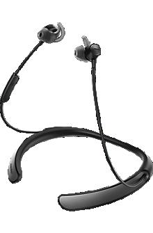 QuietControl 30 wireless headphones - Black