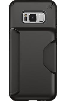 Presidio Wallet Case for Galaxy S8 - Black