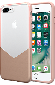 Suit Up Case for iPhone 8 Plus/7 Plus - Rose Gold