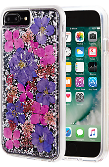 Karat Petals for iPhone 8 Plus/7 Plus/6s Plus/6 Plus - Purple