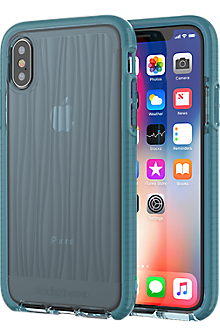 Evo Wave Case for iPhone X - Teal