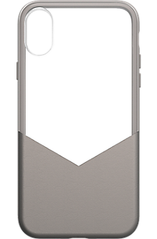 Suit Up case for iPhone X - Light Purple