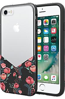 Suit Up Print case for iPhone 8 - Black Floral