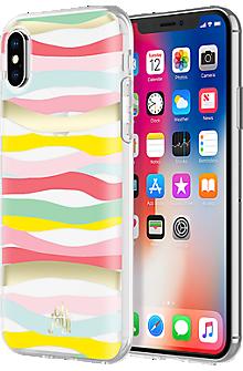 Oh Joy! X Incipio Protective Case for iPhone X - Multi Stripes