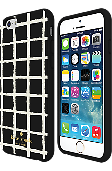 Flexible Hardshell Case for iPhone 6/6s - Painterly Check