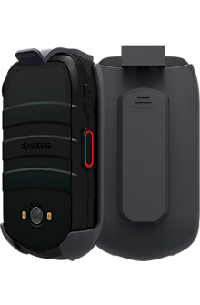 Holster Case for DuraXV LTE - Black