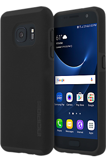 DualPro for Samsung Galaxy S7 - Black