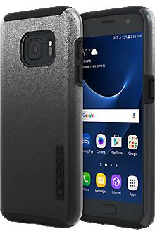 DualPro for Samsung Galaxy S7 - Black Glitter