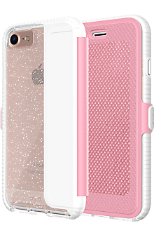 Evo Wallet Active Edition Case for iPhone 7 - Pink