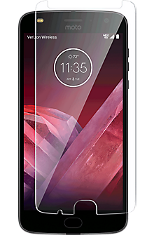 Tempered Glass Display Protector for Moto Z2 Play
