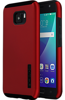 DualPro Case for ZenFone V - Iridescent Red/Black