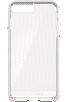 Evo Check Case for iPhone 8 Plus/7 Plus - Clear/White