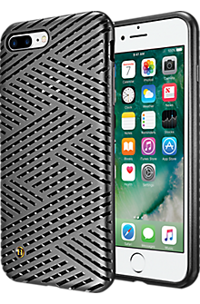 Kaiser Case for iPhone 7 Plus - Silver