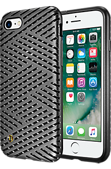 Kaiser Case for iPhone 7 - Silver