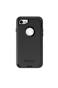 Defender Series Case for iPhone 8/7 - Black